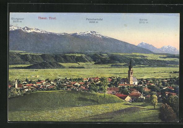 Bild zu AK Thaur / Tirol,...
