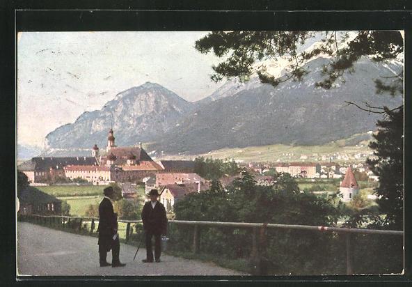 AK Innsbruck, Stift Wilten gegen Martinswand 0