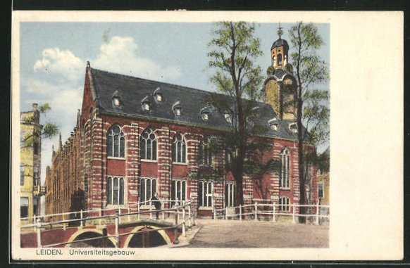 AK Leiden, Universiteitsgebouw 0