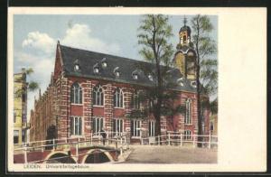 AK Leiden, Universiteitsgebouw
