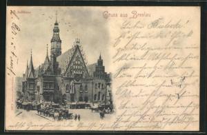 AK Breslau, Rathaus