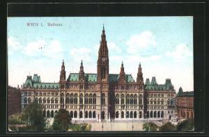 AK Wien, Rathaus