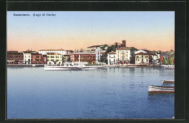 AK Desenzano, Teilansicht, Lago di Garda 0