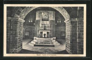 AK Assisi, Tomba di S. Francesco