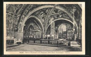 AK Assisi, Basilica Patriarcale di S. Francesco, Interno