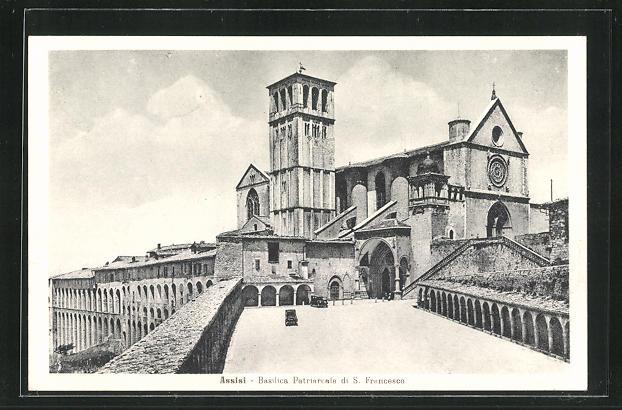 AK Assisi, Basilica Patriarcale di S. Francesco 0