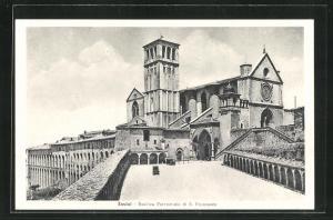 AK Assisi, Basilica Patriarcale di S. Francesco