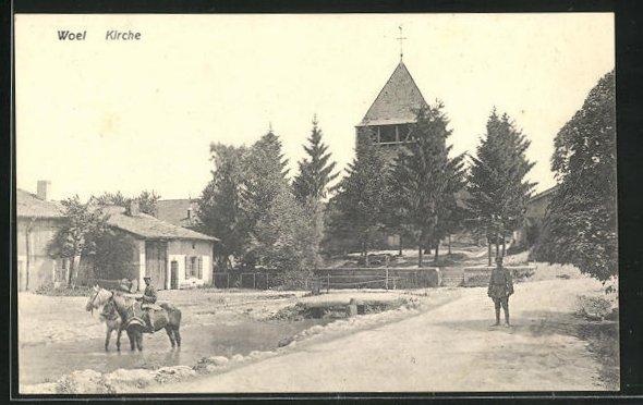 AK Woel, Kirche 0