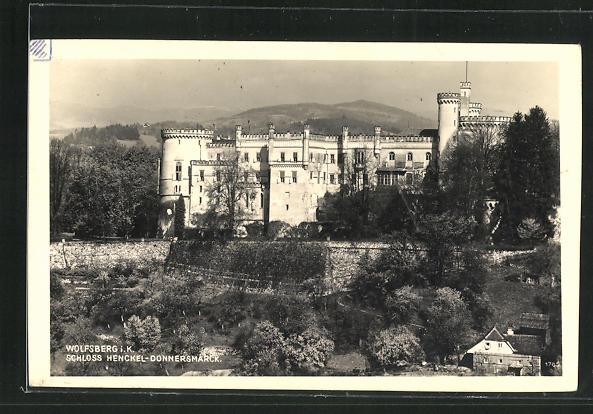 AK Wolfsberg, Schloss Henckel-Donnersmarck 0
