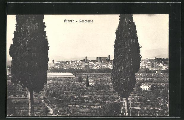 AK Arezzo, Panorama 0