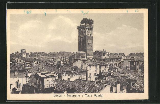 AK Lucca, Panorama e Torre Guinigi 0