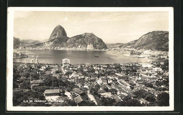 AK Rio de Janeiro, Panorama 0