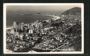 AK Rio de Janeiro, Gesamtansicht