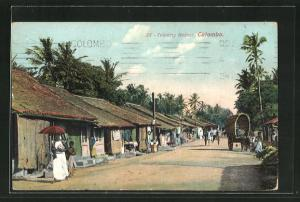 AK Colombo, View on Colpetty Bazaar