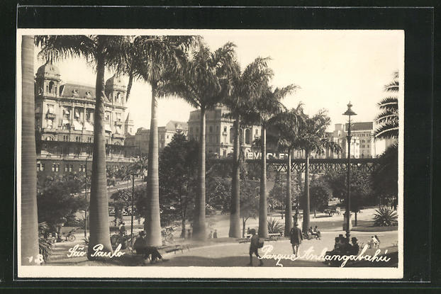 AK Sao Paulo, Parque Anhangobahu 0