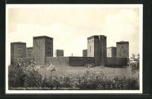 AK Hohenstein, National-Denkmal Tannenberg