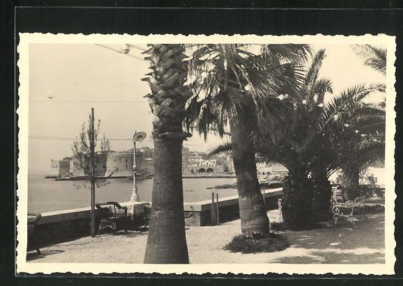 AK Dubrovnik, Aussicht von d. Hotel Excelsior 0