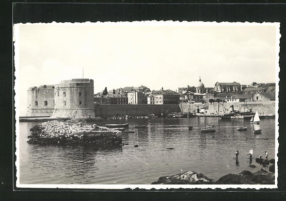 AK Dubrovnik-Raguse, Hafen 0