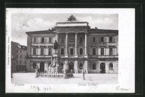 AK Pirano, Piazza Tartini