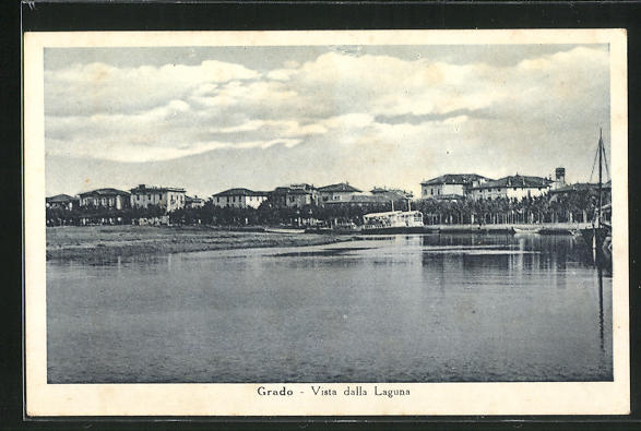 AK Grado, Vista dalla Laguna 0