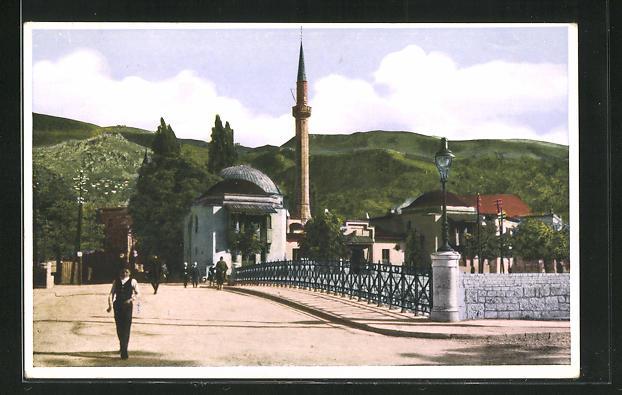 AK Sarajewo, Die Kaiser-Moschee 0