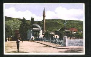 AK Sarajewo, Die Kaiser-Moschee