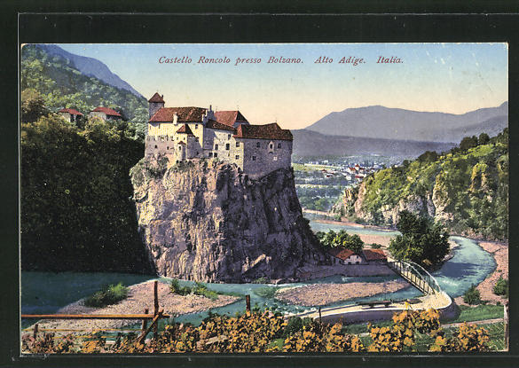 AK Bolzano, Castello Roncolo 0
