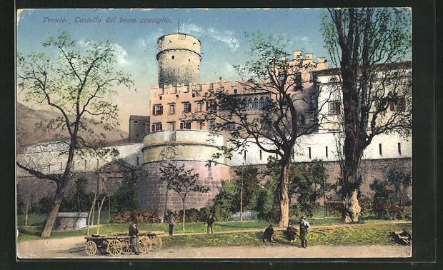 AK Trento, Castello del buon consiglio 0