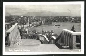 AK Split, Pogled sa Marjana