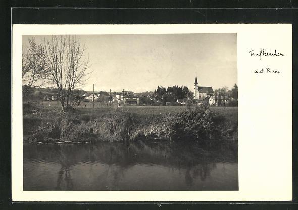 AK Taufkirchen a.d. Pram, Panorama 0