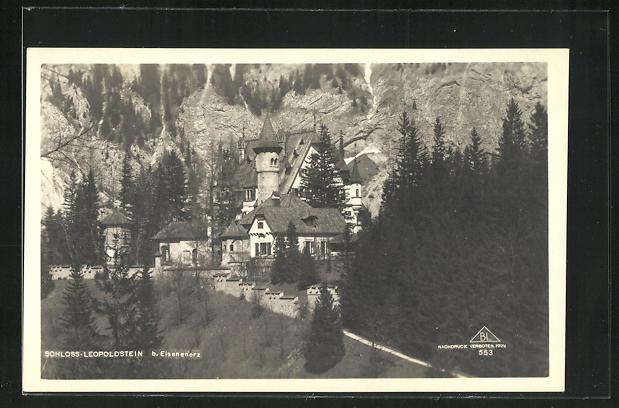 AK Eisenerz, Schloss Leopoldstein 0