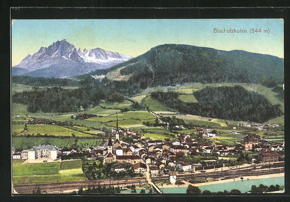 AK Bischofshofen, Panorama 0