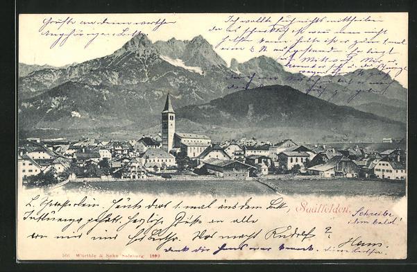 AK Saalfelden, Panorama 0