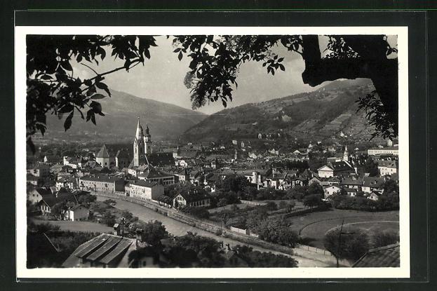 AK Bressanone / Brixen, Panoramablick auf die Stadt 0