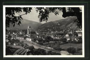 AK Bressanone / Brixen, Panoramablick auf die Stadt