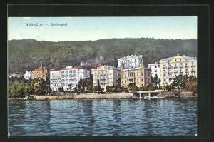 AK Abbazia, Hotels am Südstrand