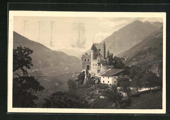 AK Merano, Castel Fontana 0