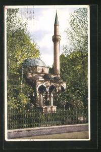 AK Sarajewo, Die Alipascha-Moschee