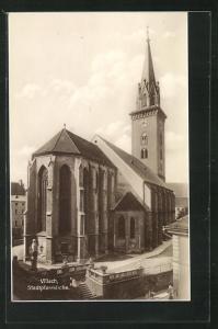AK Villach, Stadtpfarrkirche