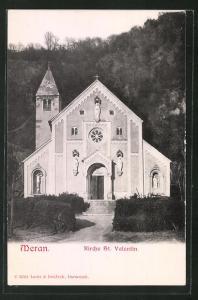 AK Meran, Kirche St. Valentin
