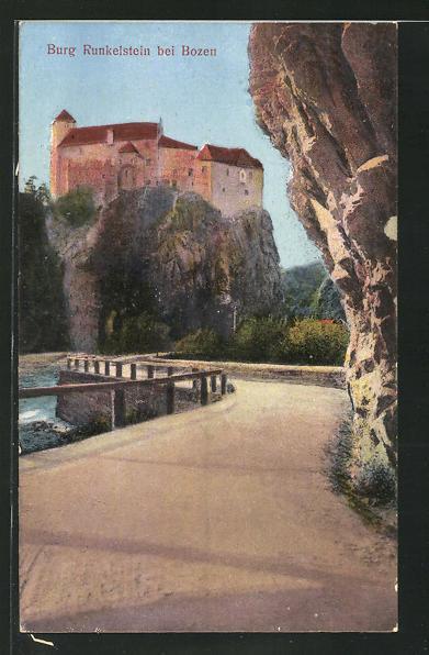 AK Bolzano, Castello Runkelstein 0