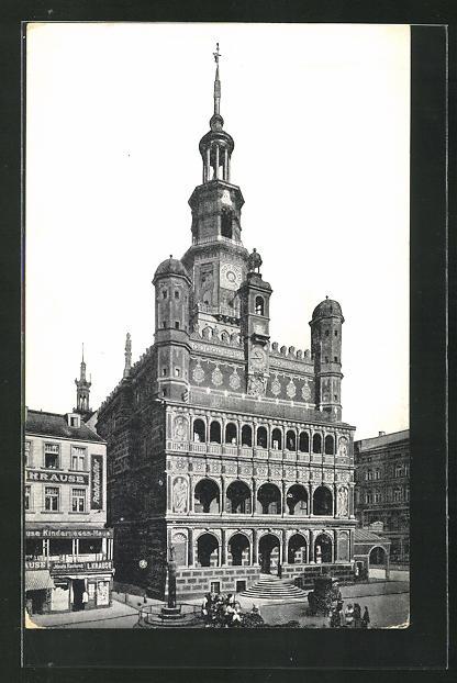 AK Posen, Rathaus 0