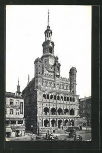 AK Posen, Rathaus