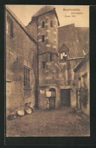 AK Deventer, Munttorentje Anno 1591