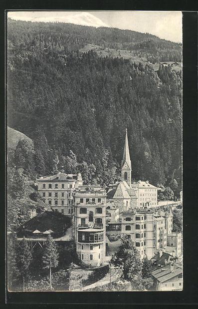 AK Bad Gastein, Ortspartie 0