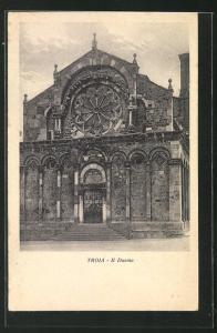 AK Troia, Il Duomo