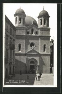AK Kotor, Crkva Sv. Nikole