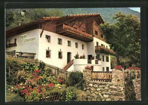 AK Vellau, Gasthaus oberlechner