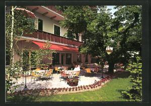 AK St. Lorenzen /Pustertal, Hotel Mondschein