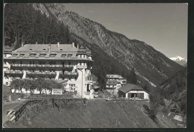 AK Trafoi, Hotel Posta 0